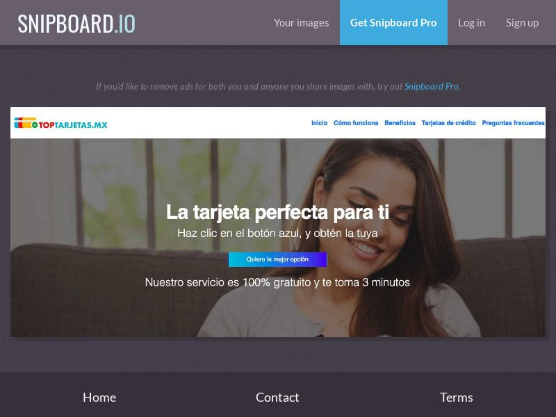38898 - MX - Finance - TopTarjetas - SOI (daily 150 cap)