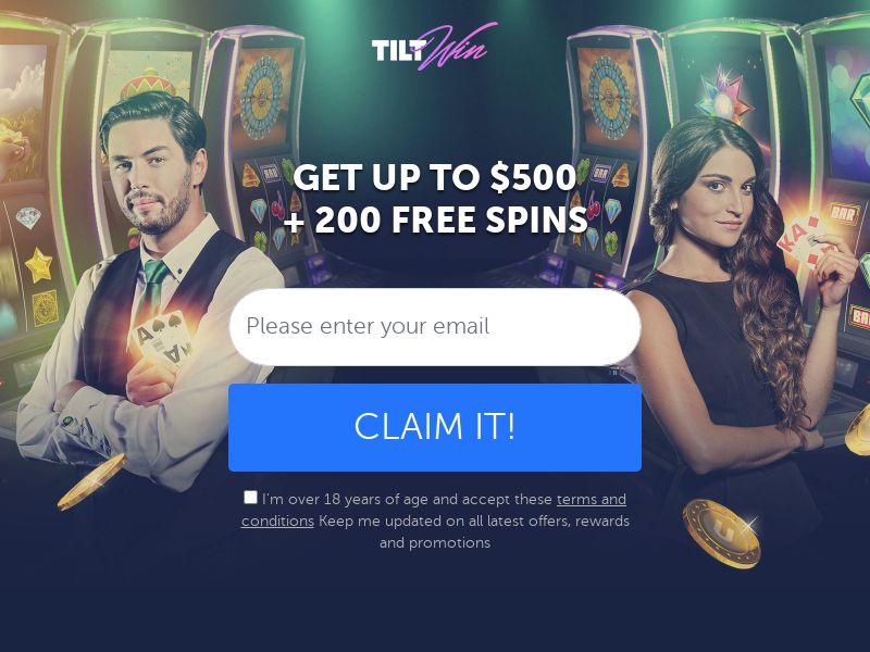 TiltWin Casino AU SOI