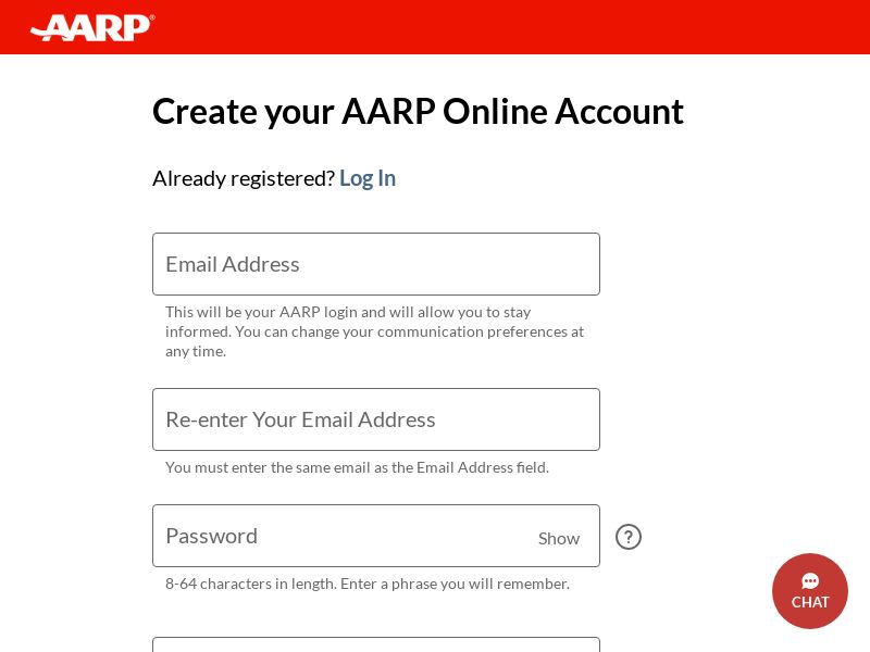 AARP Spring Rewards (US) (CPL) (Incent) (Personal Approval)