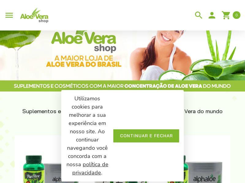 Aloe Vera Shop CPS BR