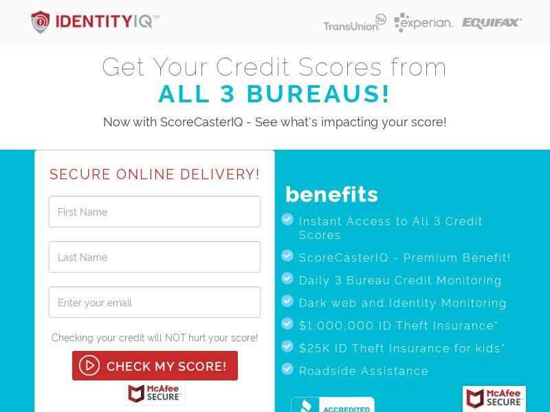 Trial - Credit Essentials [US] (Native,Social,PPC,Push,SMS,Search) - CPA {No Incent}