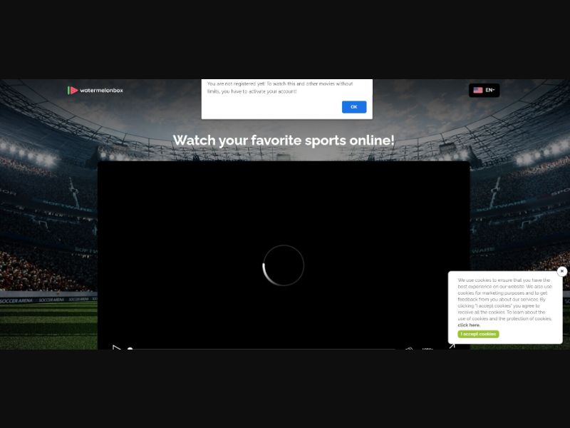 Sport content [WW] - CC Submit