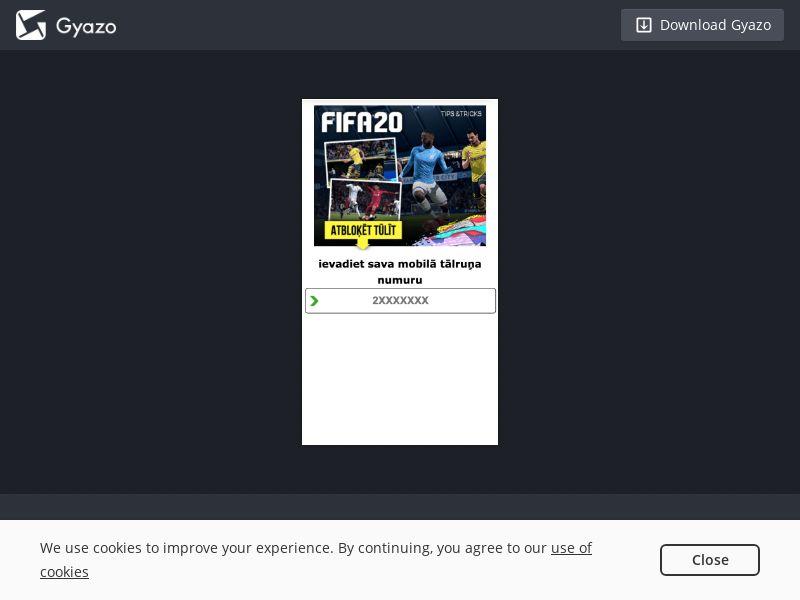 LV - FIFA 20 - Bite, Lmt