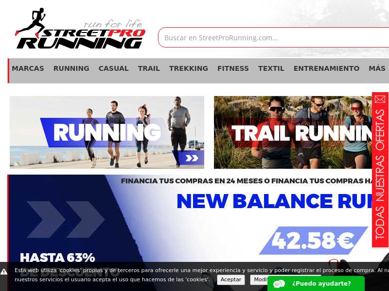 Streetprorunning - ES (ES), [CPS], Sport & Hobby, Fashion, Clothes, Shoes, Accessories and additions, Accessories, Presents, Sell, shop, gift