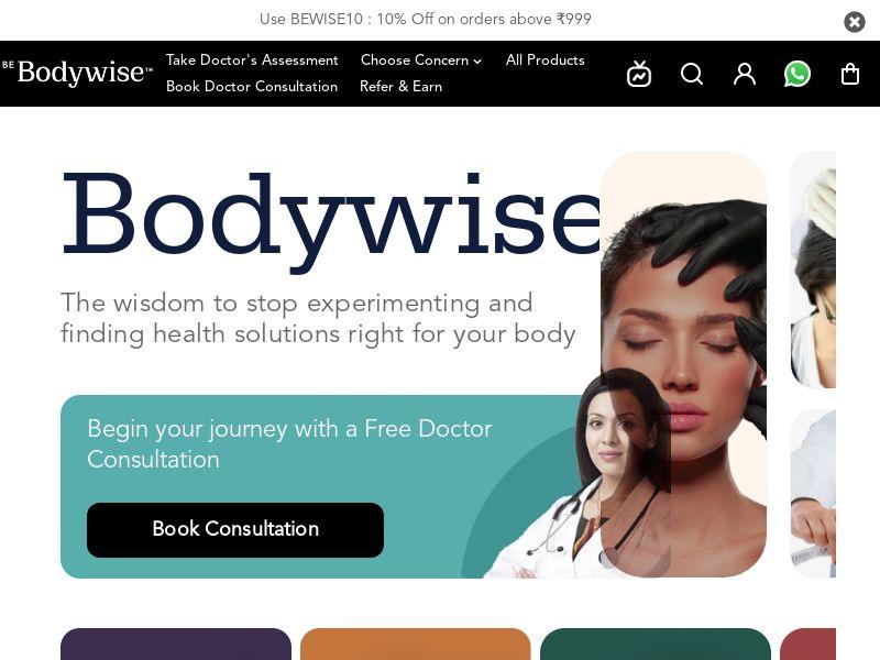 BeBodywise.com CPS - India