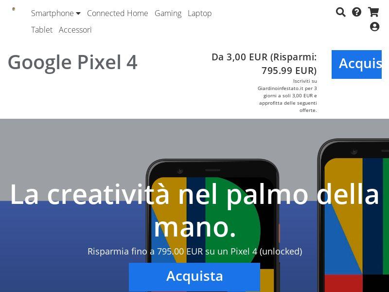Google Pixel 4 - IT