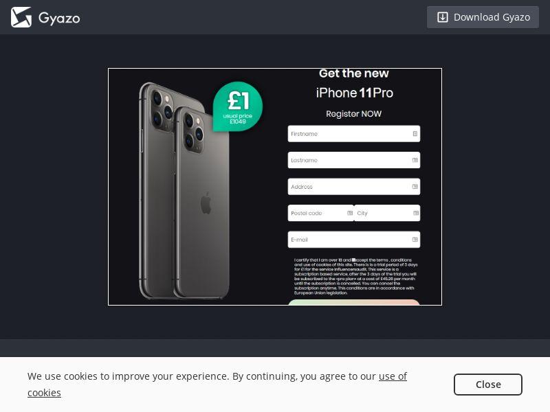 OrangeViral iPhone 11 Pro UK   CC Sub