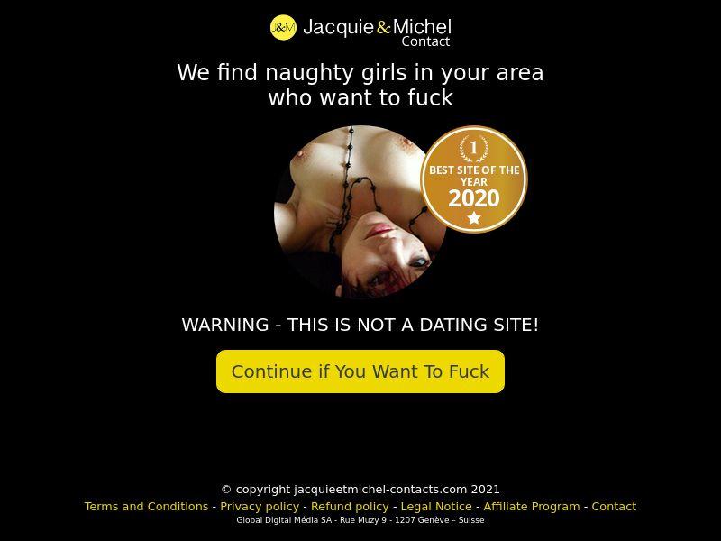 Jacquie et Michel Contacts | Adult Dating DOI | FR
