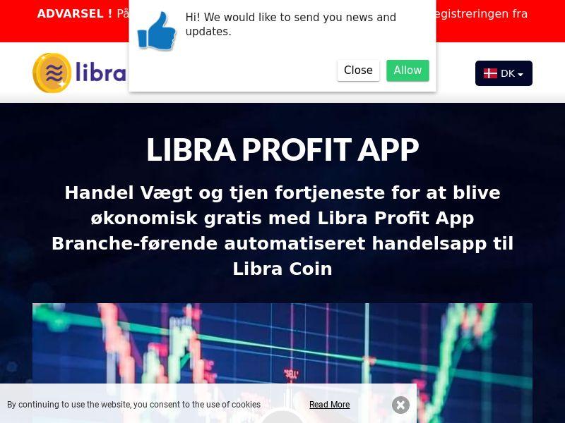 Libra Profit Pro Danish 2097
