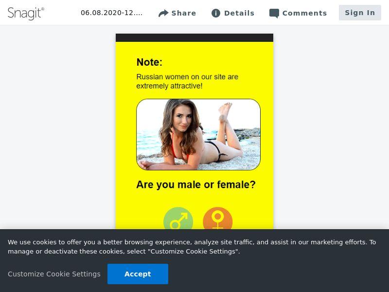 Date Russian Girl [MOB] SOI | NO,DK,FI,CH,SE