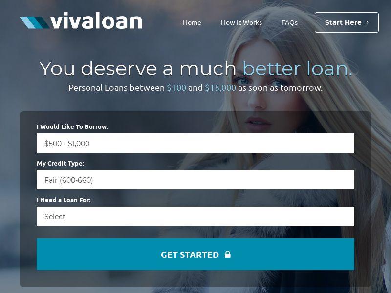 Viva Loan - US