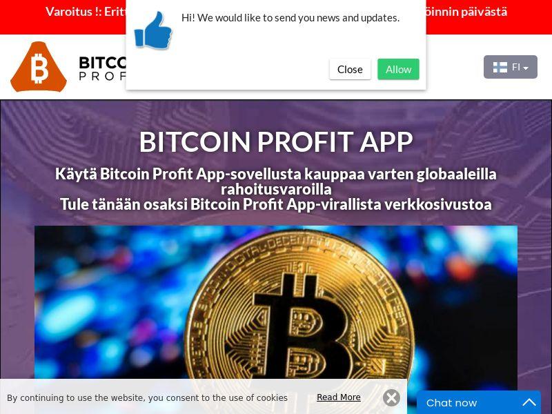 Bitcoin Profit App Finnish 2845