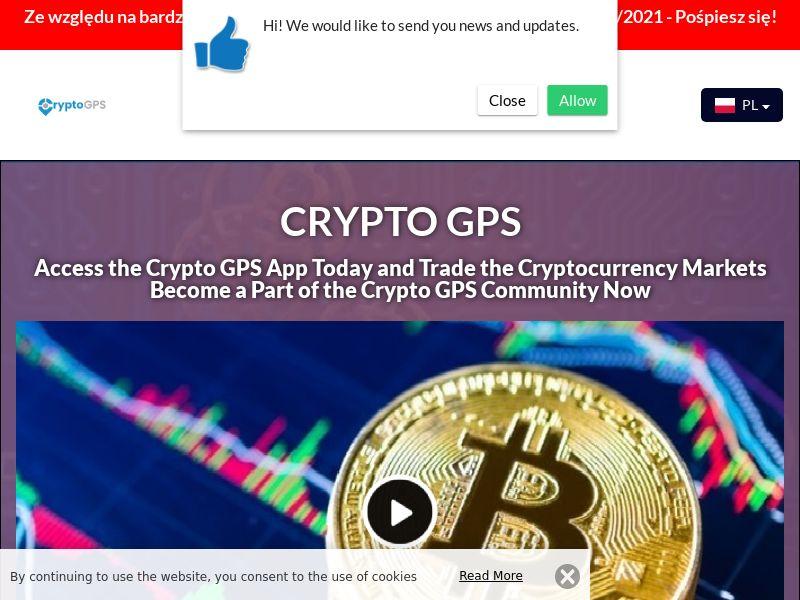 Crypto GPS Polish 4113