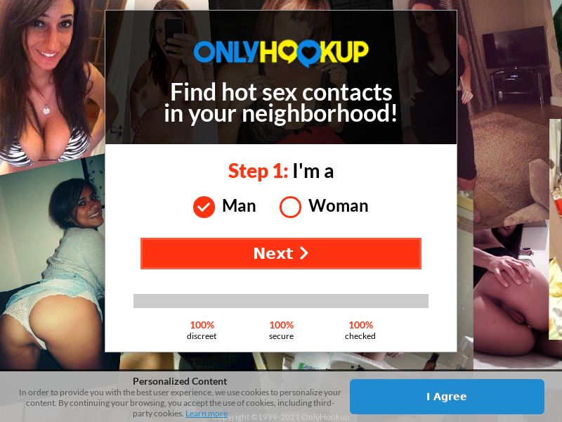Only Hookup - PPS - Responsive - Trial - AU/CA/US