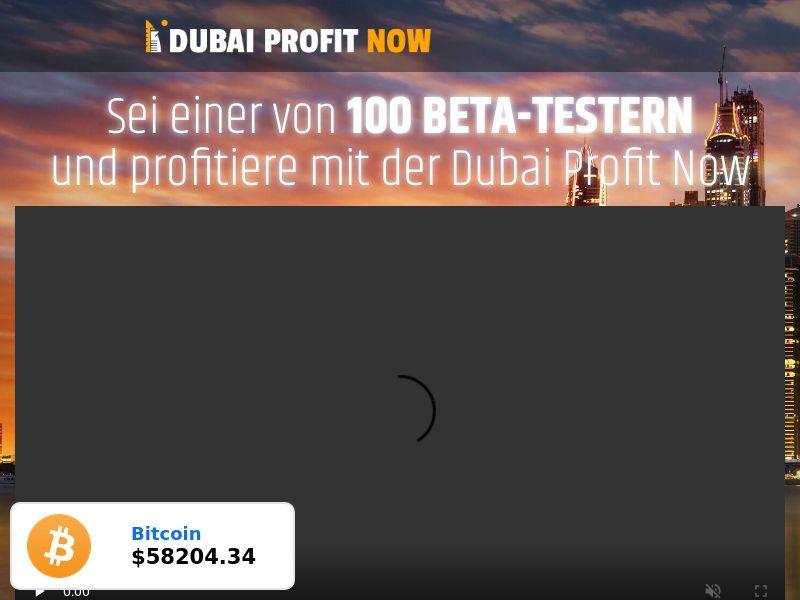 Dubai Profit Now СPA DE CH AT