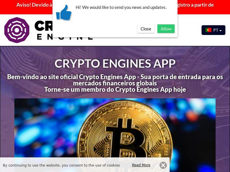 Crypto Engines App Portuguese 2561