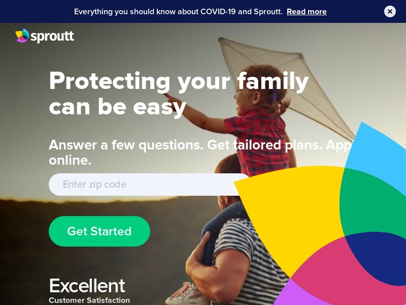 Sproutt life insurance   US