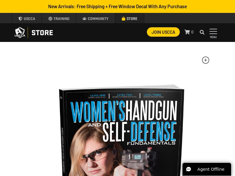 Womens Step-By-Step Guide to Handguns & Self Defense   US
