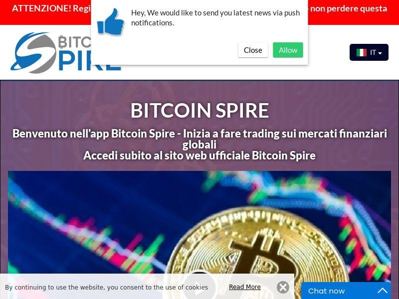 The Bitcoin Spire Italian 2684