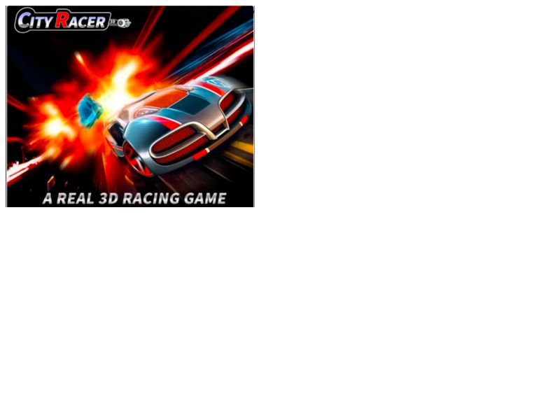 City Racer 3D Orange