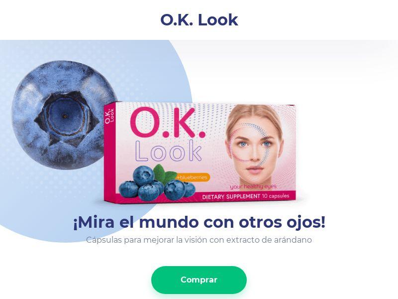 OK Look - ES (ES), [COD]