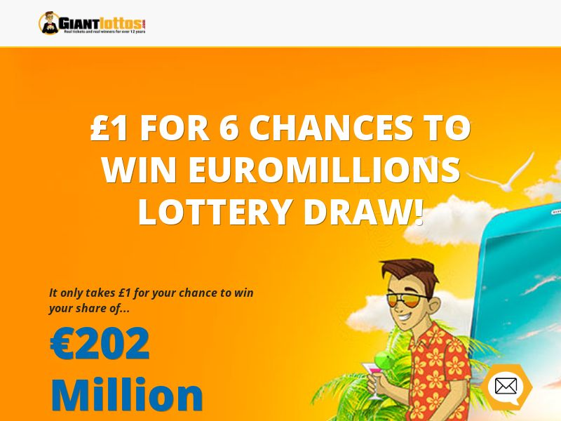 Giant Lottos - Lottery - All Geos except US, ES, AU, NZ - (CPA)