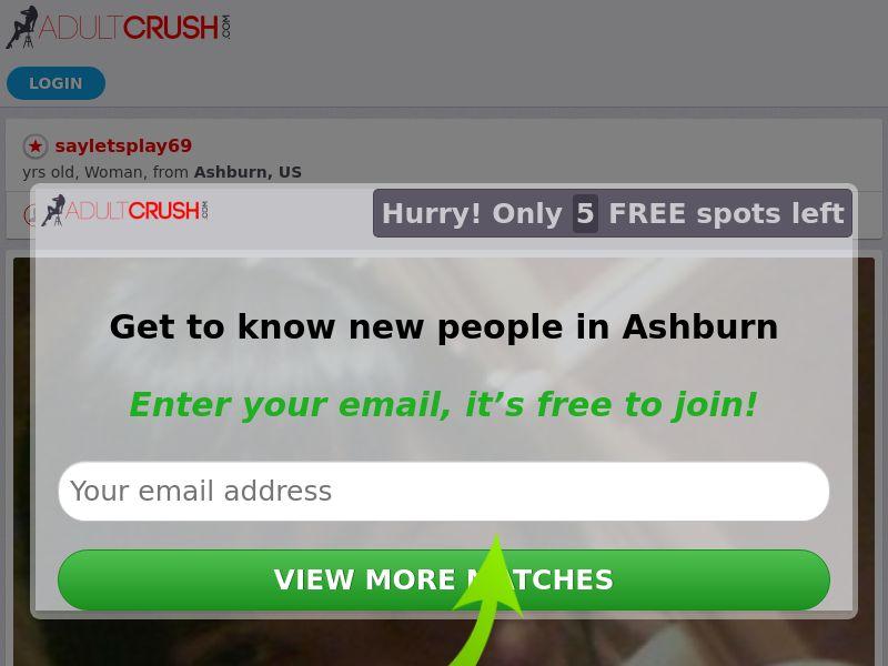AdultCrush - DOI - Responsive
