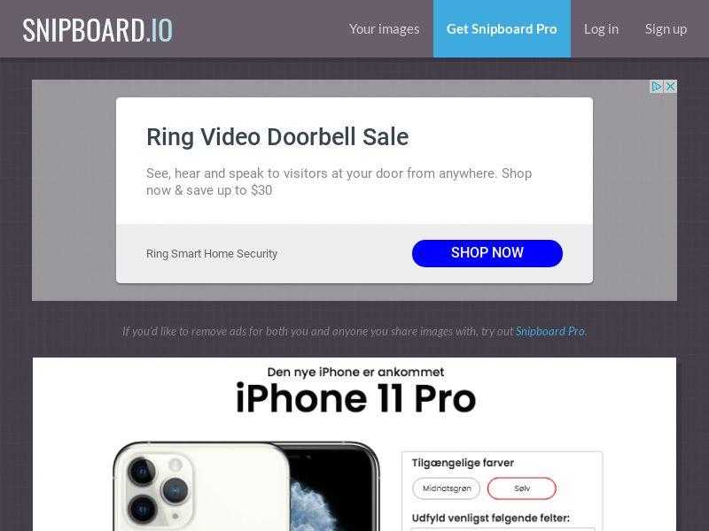 SteadyBusiness - iPhone 11 Pro LP25 DK - CC Submit