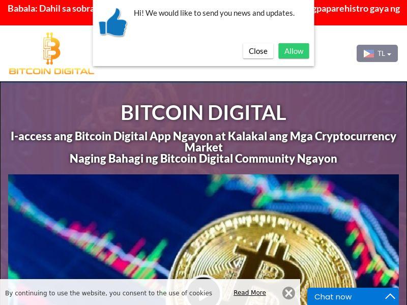 Bitcoin Digital Filipino 4078