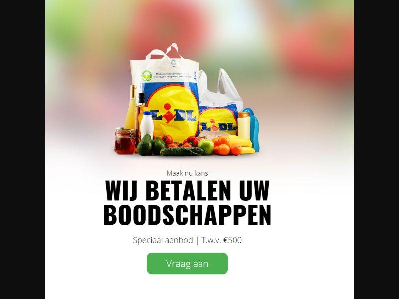 NL - Win Gift Cards [NL] - SOI registration