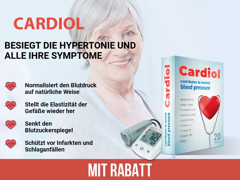 Cardiol AT - pressure stabilizing product