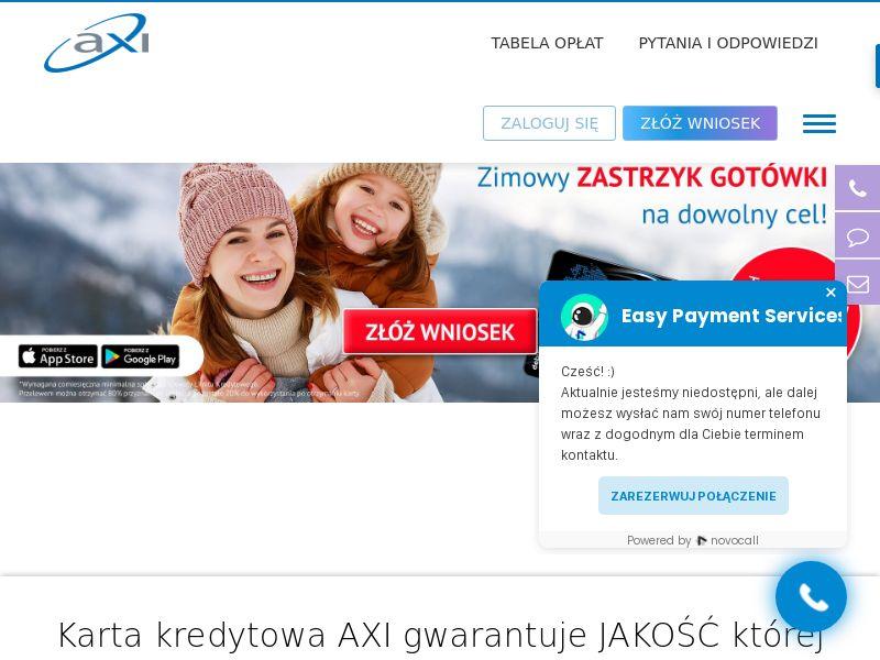 axi-card (axi-card.pl)
