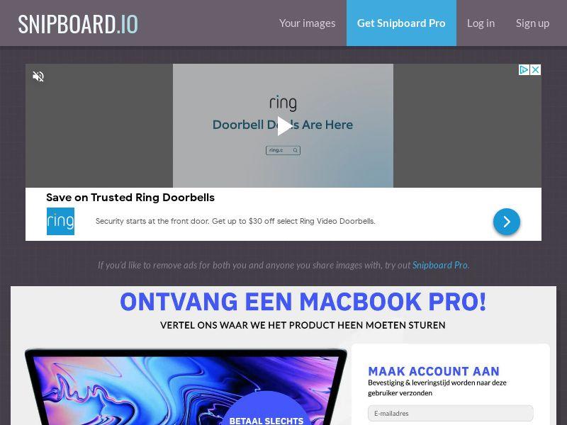 CoreSweeps - MacBook Pro AU - CC Submit