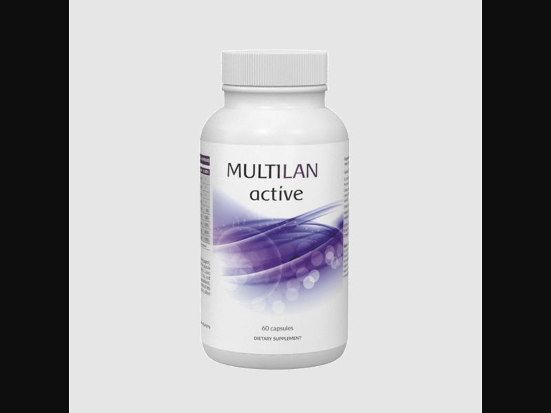 MULTILAN ACTIVE NEW – NL – CPA – hearing loss – capsules - COD / SS - new creative available