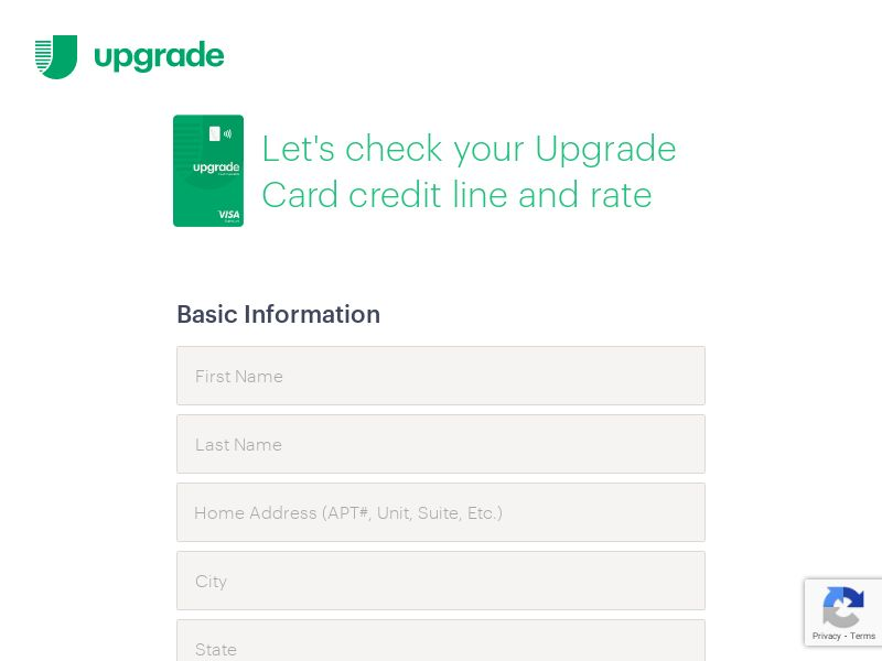 Upgrade - Credit Card - CPA - [US]