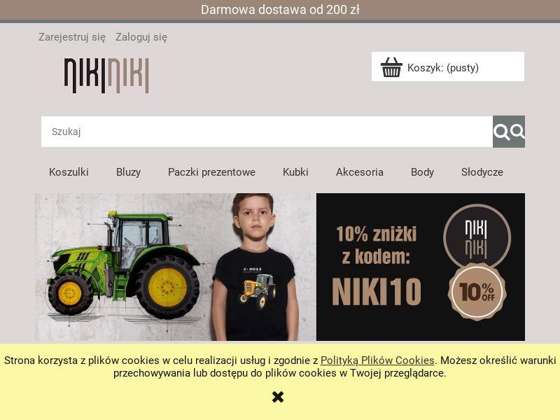 Nikiniki - PL (PL), [CPS]
