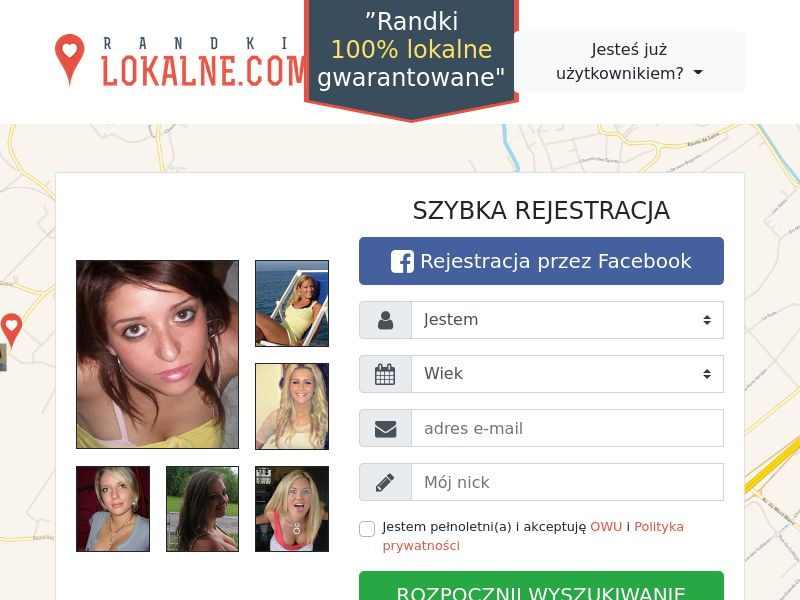 Randki Lokalne - PL (PL), [CPL], For Adult, Dating, Content +18, Single Opt-In, women, date, sex, sexy, tinder, flirt