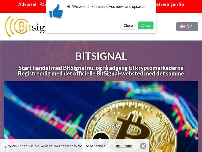 BitSignal Danish 3682