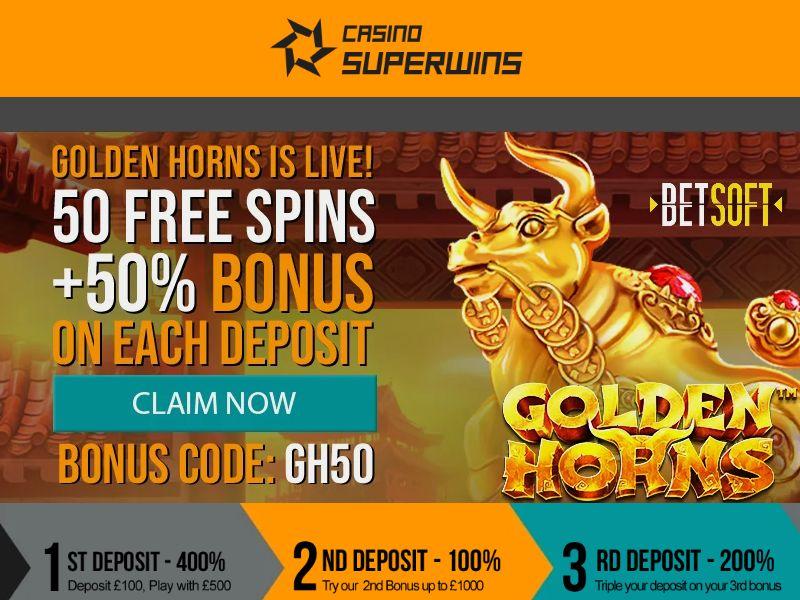 CasinoSuperwins.com Casino CPA - UK