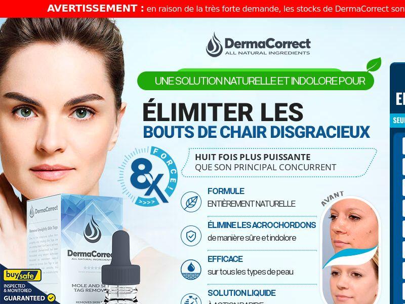 DermaCorrect SS - FR