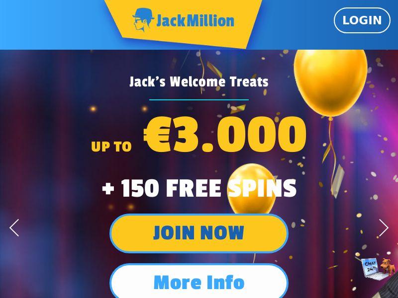 Jack Million - IT (IT), [CPA]