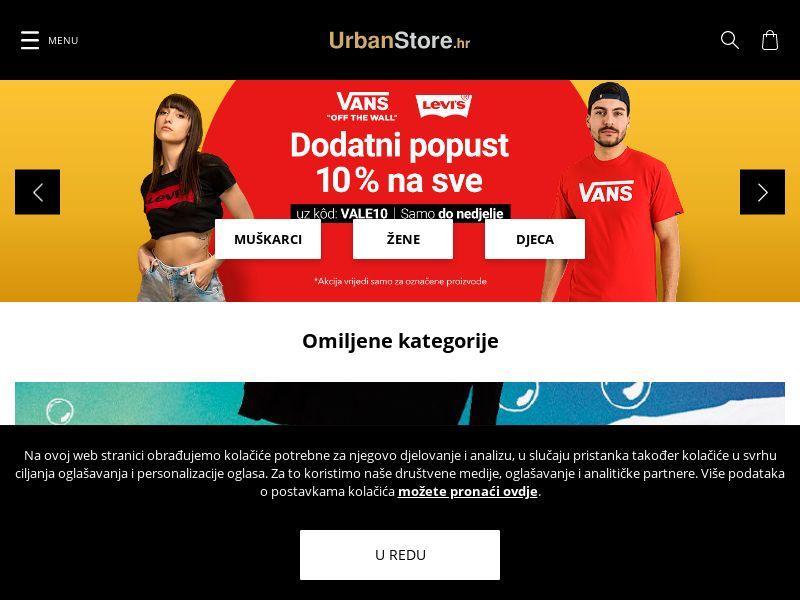 UrbanStore.hr (HR), [CPS]