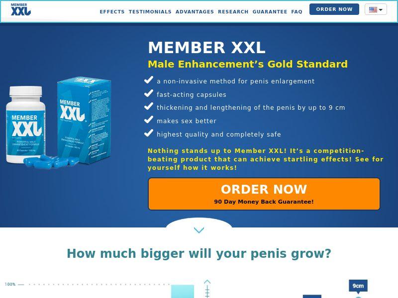 Member XXL - SS - [ES]