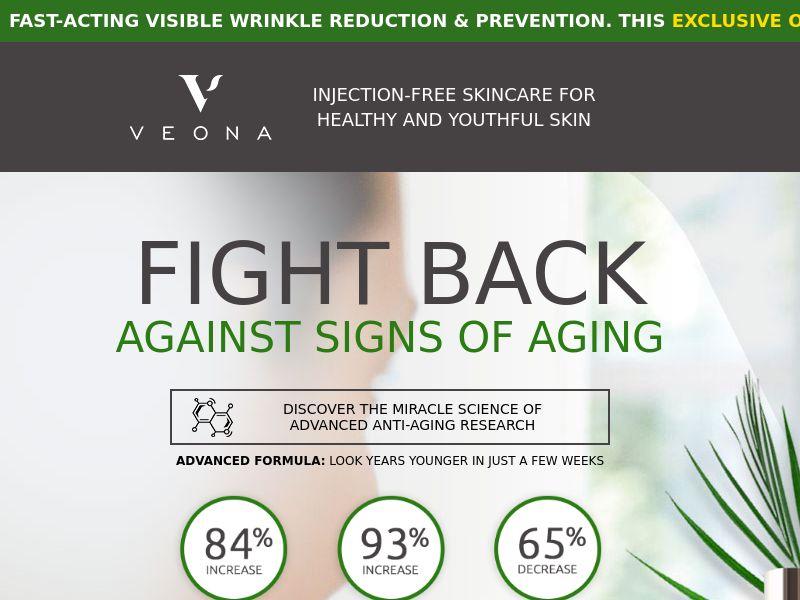 Veona Beauty LP01 - EN INTL