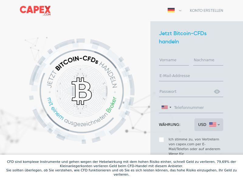 CAPEX.com - BITCOIN -CPA - DE