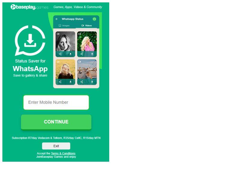 Whatsapp Status WIFI