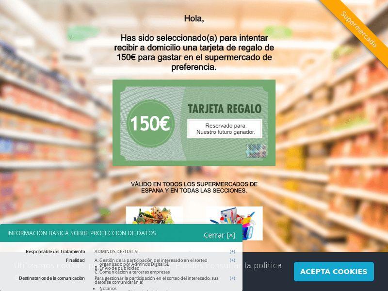 Supermercado - ES (ES), [CPL]