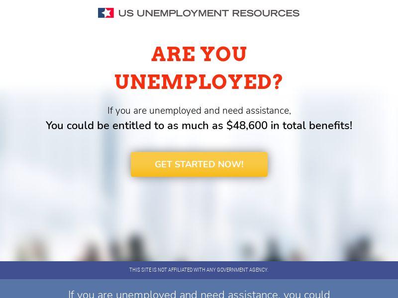 US Unemployment Resources (CPL) US)