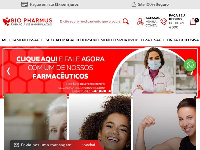 Bio Pharmus BR CPS