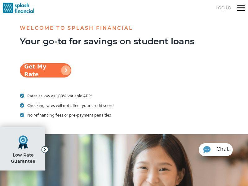 Splash Financial - Student Loan/Refinance - CPA - [US]